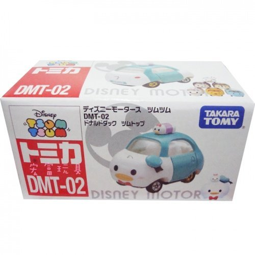 TOMICA 多美小汽車 TSUM DMT-02 唐老鴨