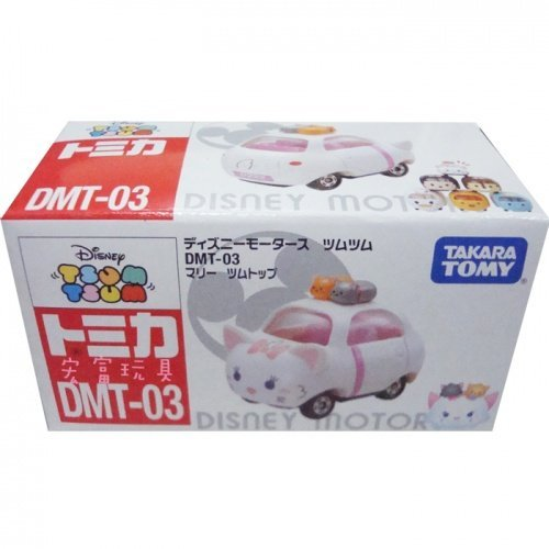 TOMICA 多美小汽車 TSUM DMT-03 瑪莉貓