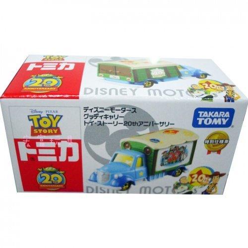 TOMICA 多美迪士尼小汽車 玩具總動員20周年