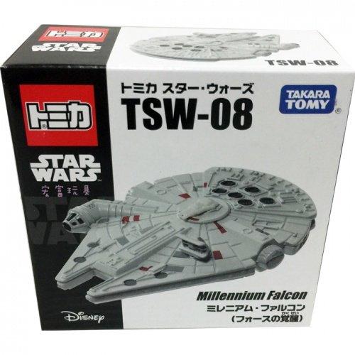 TOMICA 迪士尼星際大戰系列 TSW-08 原力覺醒戰艦
