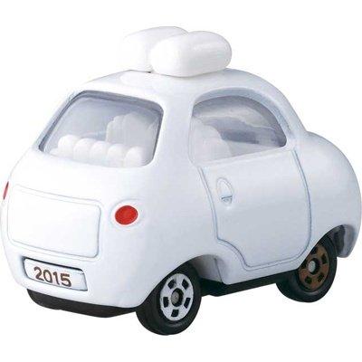 TOMICA 多美小汽車 TSUM DMT-02 雪寶(頂端)