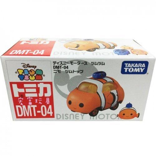 TOMICA 多美小汽車 TSUM 海底總動員 DMT-04 尼莫(頂端)