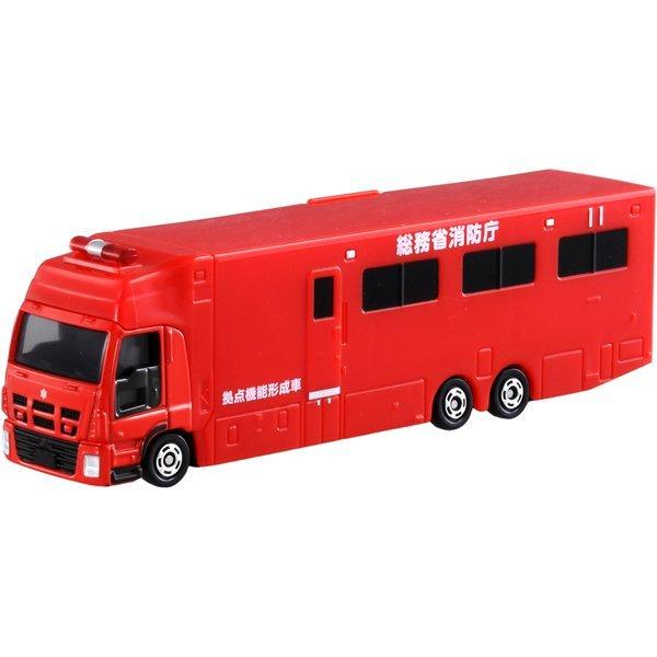 TOMICA 多美小汽車#137 ISUZU消防廳指揮車