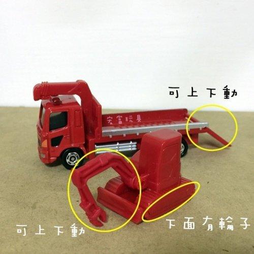 TOMICA 多美小汽車 #30 日野重機搬運車