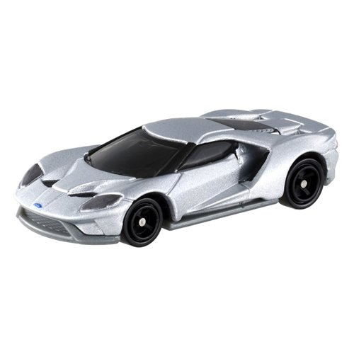 TOMICA 多美小汽車 #19 Ford GT Concept Car 福特