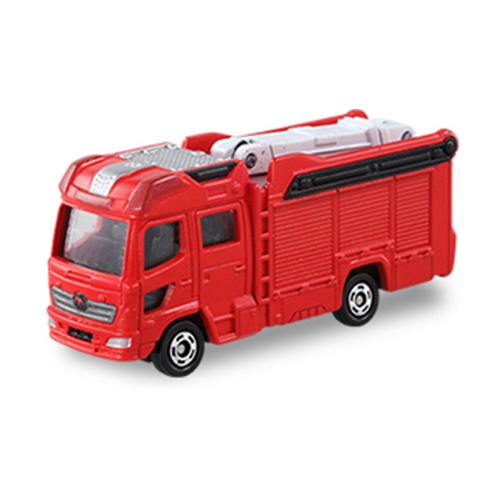 TOMICA 多美小汽車#119 MORITA 多目的自動消防車