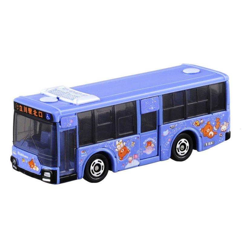 TOMICA多美小汽車 拉拉熊巴士