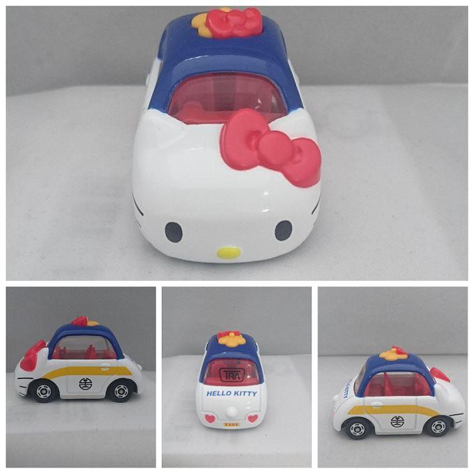 TOMICA 多美小汽車 新太魯閣Hello Kitty列車《特注車》