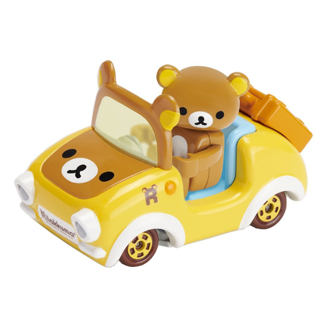 TOMICA 夢幻多美小汽車 騎乘系列 R07 拉拉熊