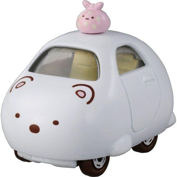 TOMICA夢幻多美小汽車角落生物小夥伴北極熊