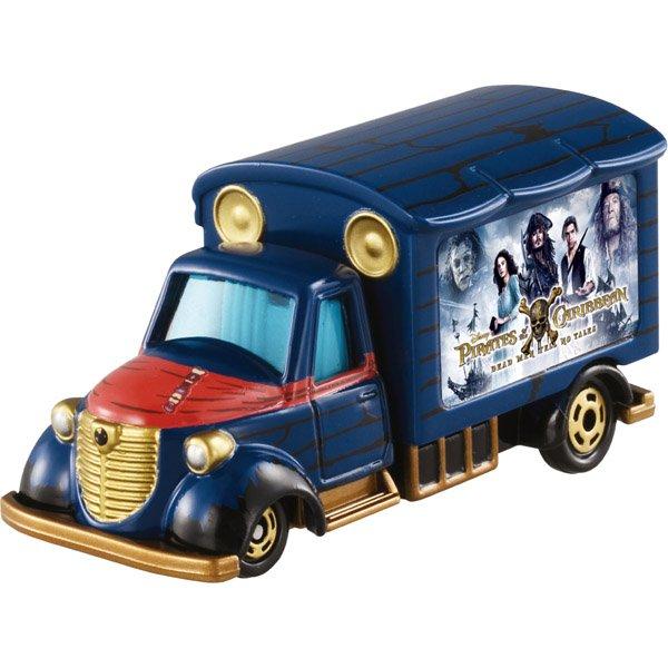 TOMICA 多美迪士尼小汽車 神鬼奇航 加勒比海盜17宣傳車《特仕車》