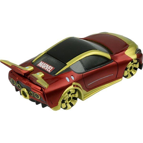 TOMICA 夢幻多美小汽車 漫威T.U.N.E 4.0 鋼鐵人跑車