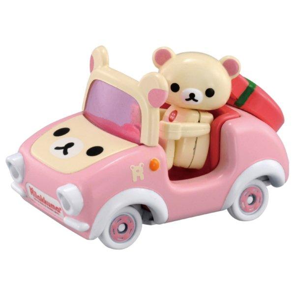 TOMICA 夢幻多美小汽車 騎乘系列 R09 粉紅拉拉熊