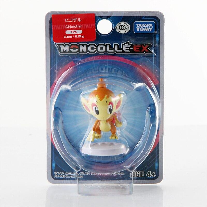 TOMY 精靈寶可夢 神奇寶貝 MS-35 小火焰猴