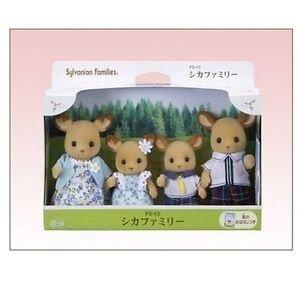森林家族 - 鹿家庭組
