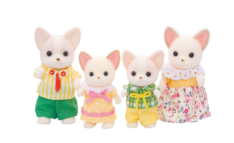 森林家族 - 吉娃娃家庭組