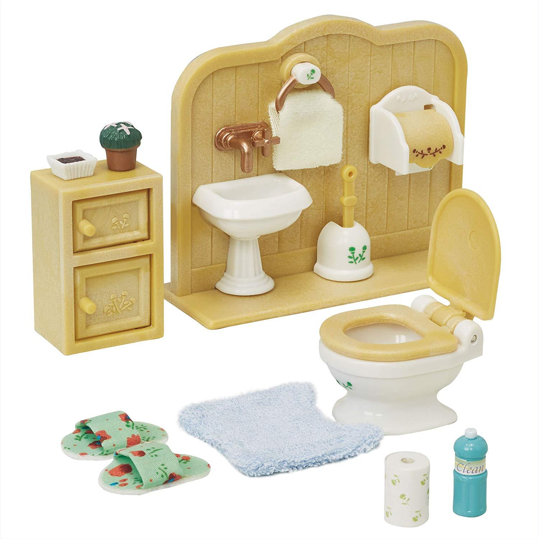 森林家族 - 森林廁所組