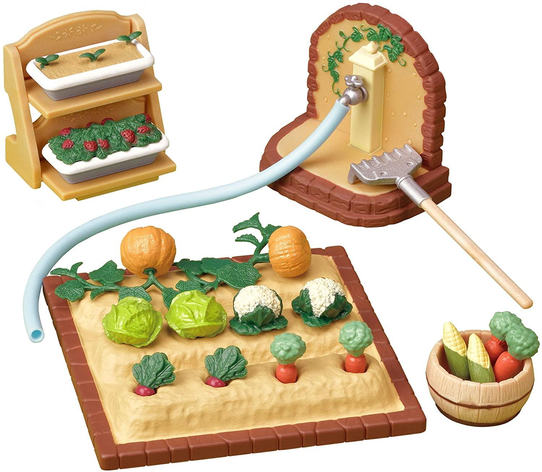 森林家族 新蔬菜田園組