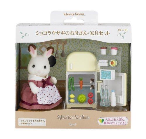森林家族 - 可可兔媽媽家具組
