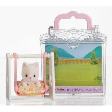 森林家族 - 嬰兒盪鞦韆提盒