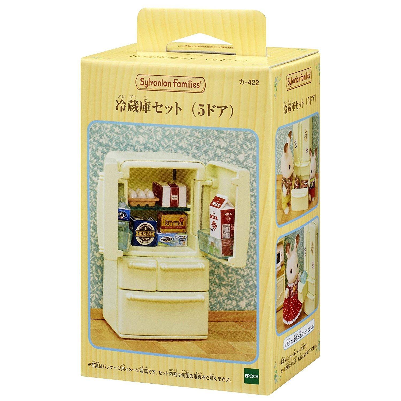 森林家族 - 冰箱組