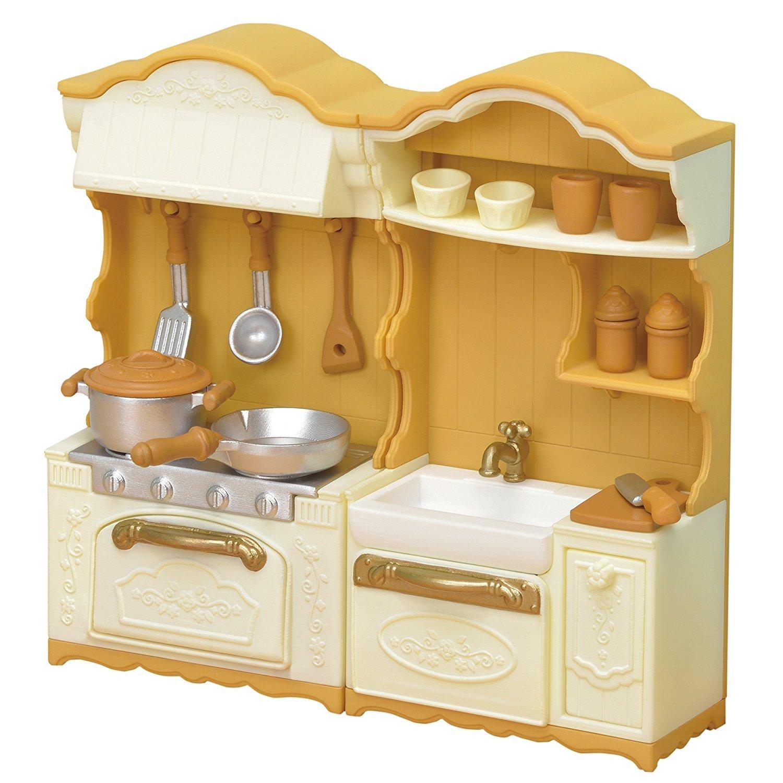 森林家族 - 廚房櫥櫃組