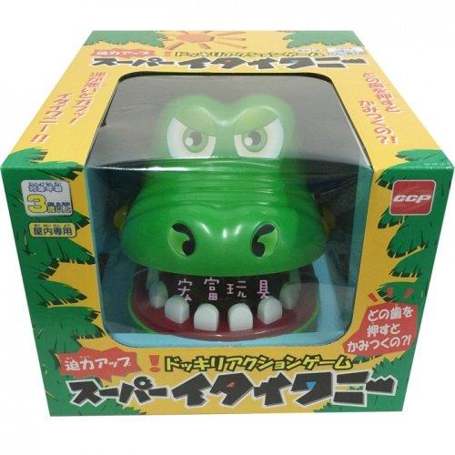 桌遊 新鱷魚牙醫