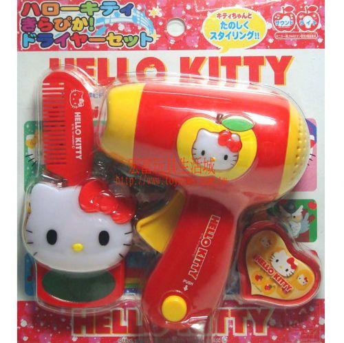 Hello Kitty - 迷你吹風機