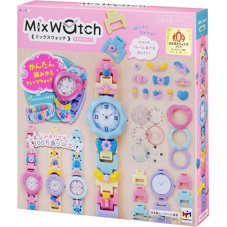 MEGA MIX手錶 甜心版