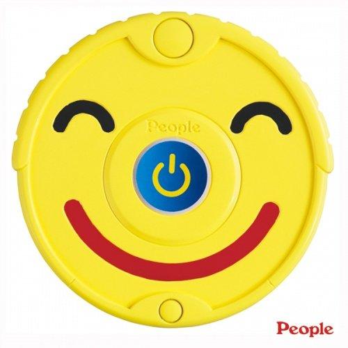 日本People 幼兒益智玩具 寶寶的自動掃地機玩具