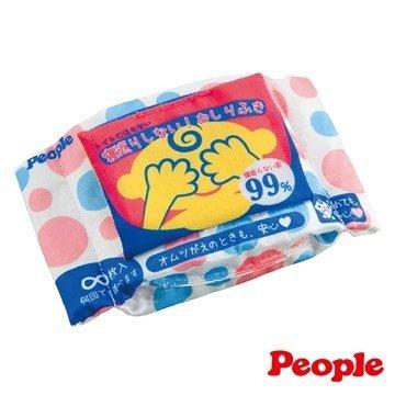 日本People 幼兒益智玩具 新趣味濕紙巾玩具