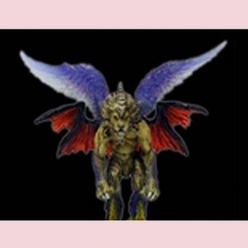 惡魔紀事X 第10代 單售原色版雷帝