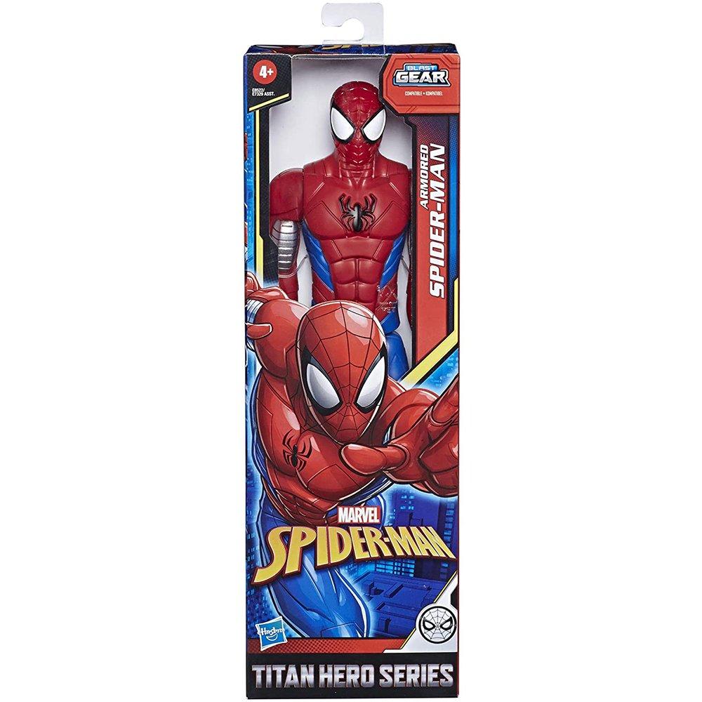 漫威 蜘蛛人泰坦戰士英雄組 蜘蛛人