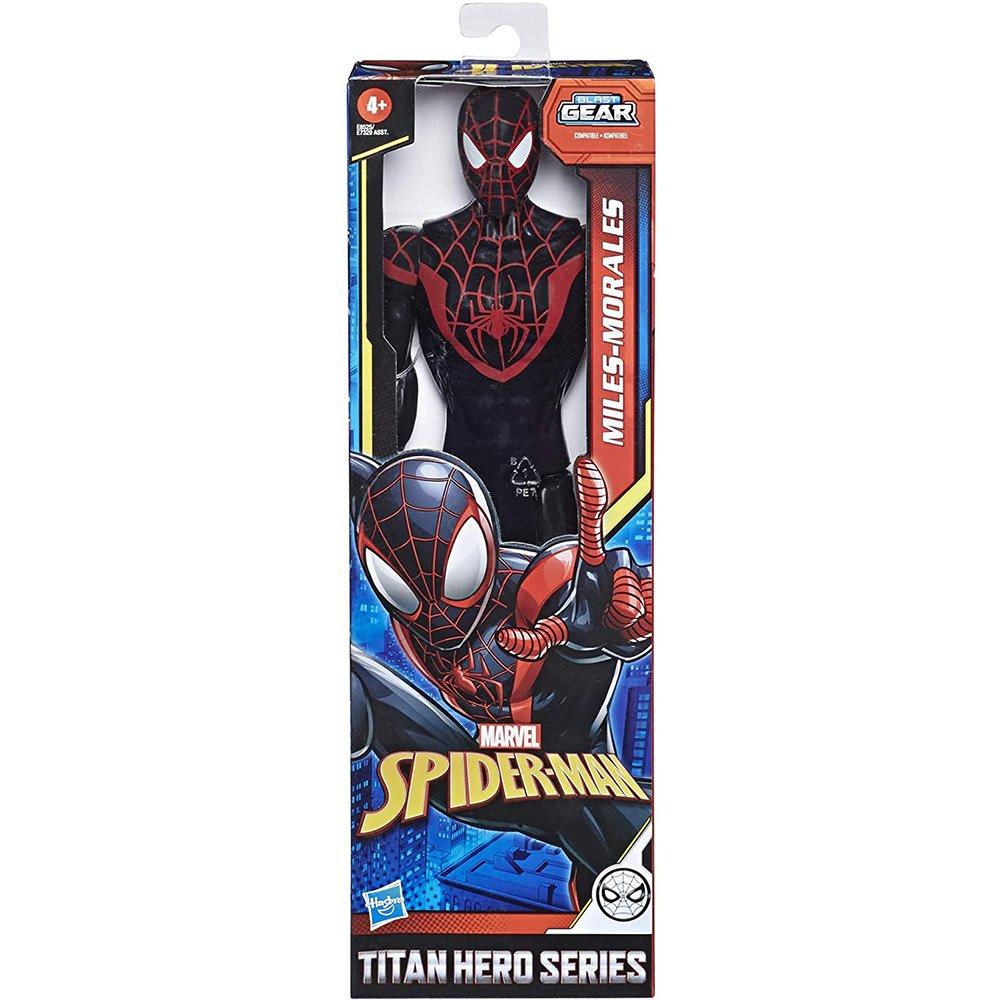 漫威 蜘蛛人泰坦戰士英雄組 麥爾斯