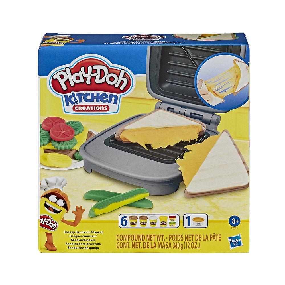 培樂多廚房系列烤起司遊戲組