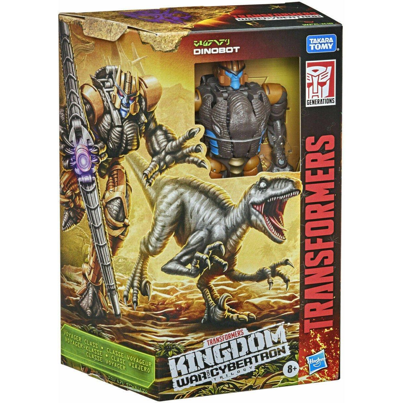 變形金剛世代系列 賽伯坦之戰K巡戈戰將組 Dinobot