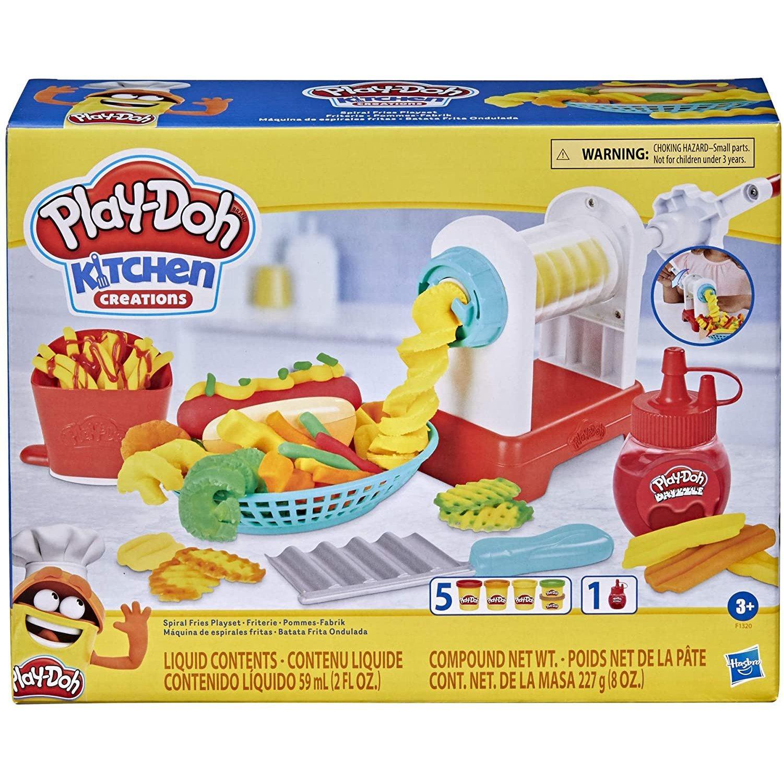 PLAYDOH 培樂多廚房系列 炸物拼盤組 (HF1320)