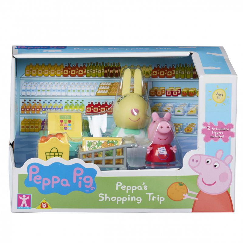 Peppa Pig 粉紅豬小妹 生活系列 購物