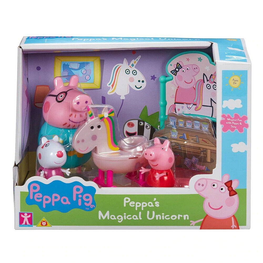 Peppa Pig 粉紅豬小妹 主題裝扮遊樂組