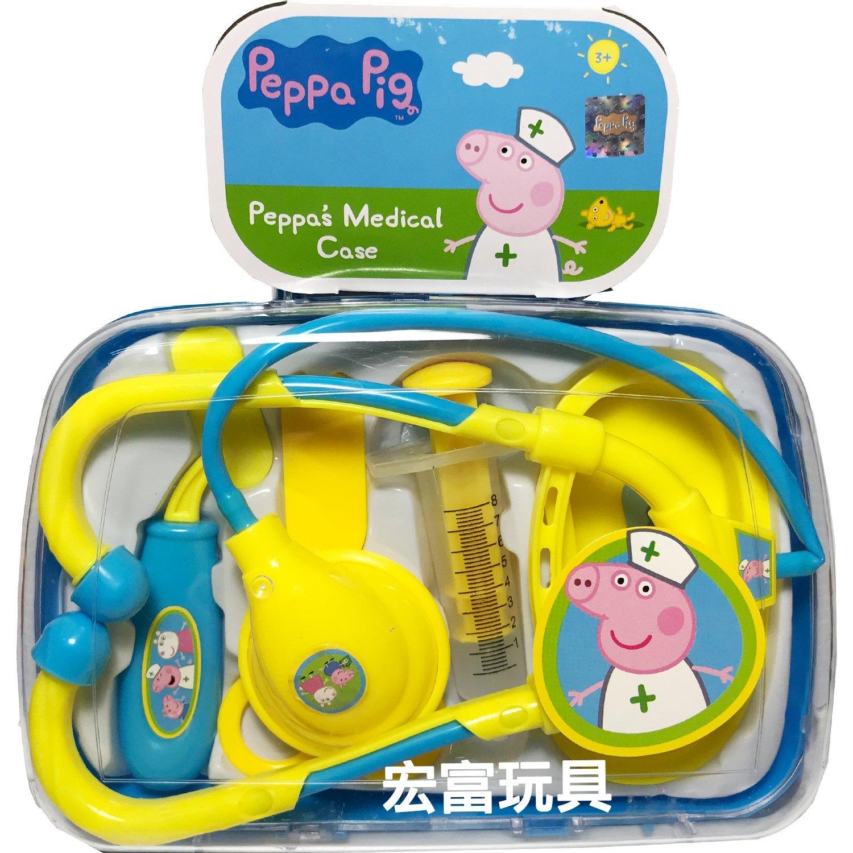 Peppa Pig 粉紅豬小妹 醫護組(小) PDQ