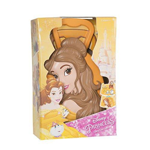 迪士尼公主 美女與野獸 貝兒手提盒