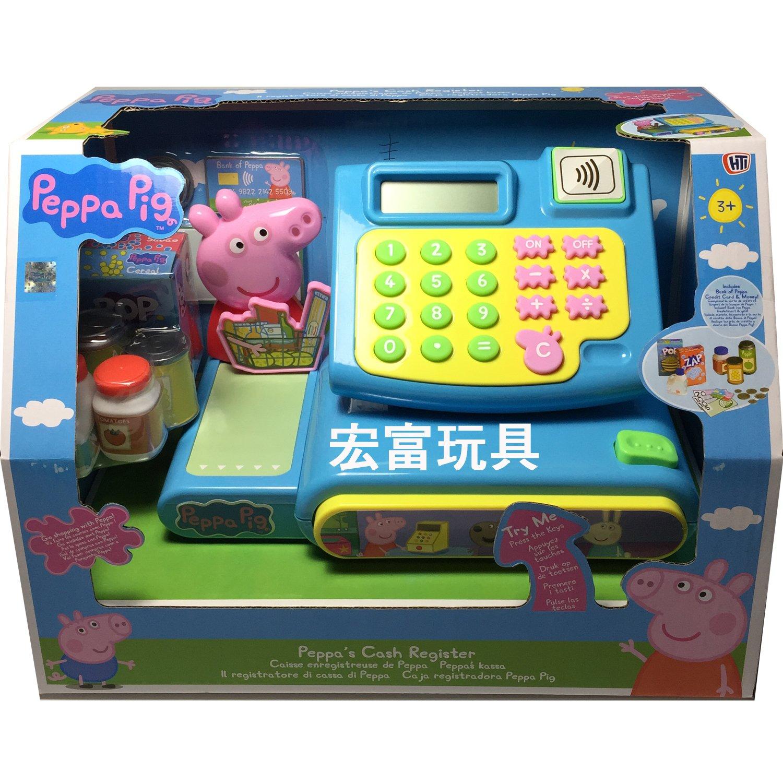 Peppa Pig 粉紅豬小妹 可愛收銀機