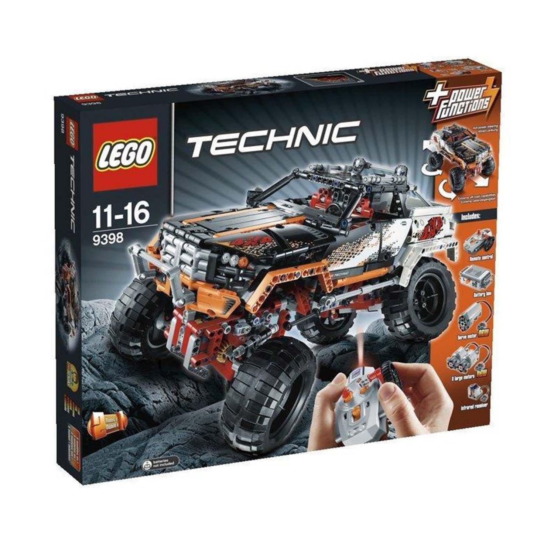 LEGO 樂高積木 9398 4輪推動車