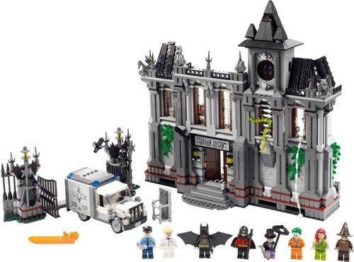 超級英雄系列 LEGO 10937 蝙蝠俠 阿卡漢精神病院
