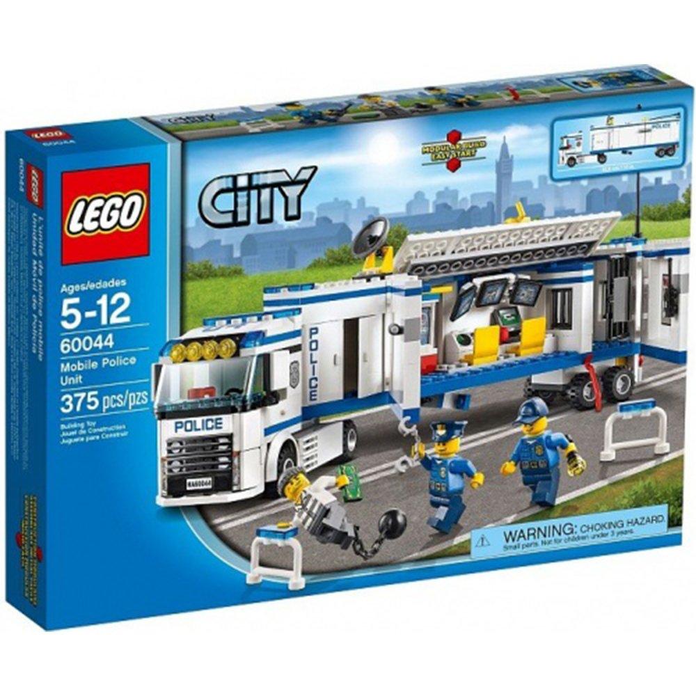 樂高積木LEGO City Police 系列 60044 流動警察部隊
