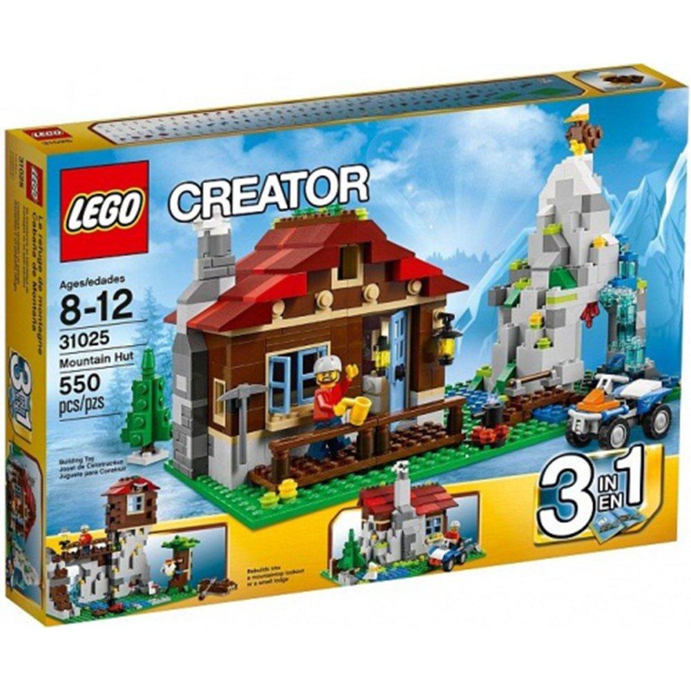 樂高積木LEGO 31025 山林小屋