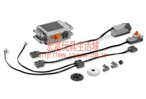 樂高積木LEGO 8293 動力功能 MOTER 動力馬達組