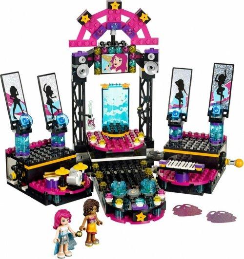 樂高積木 LEGO Friends 41105 大明星星光舞台