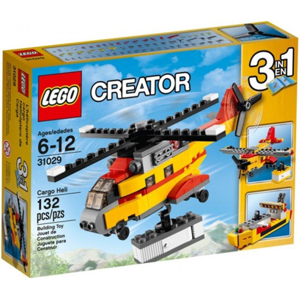 LEGO樂高積木 Creator 31029 貨物直升機