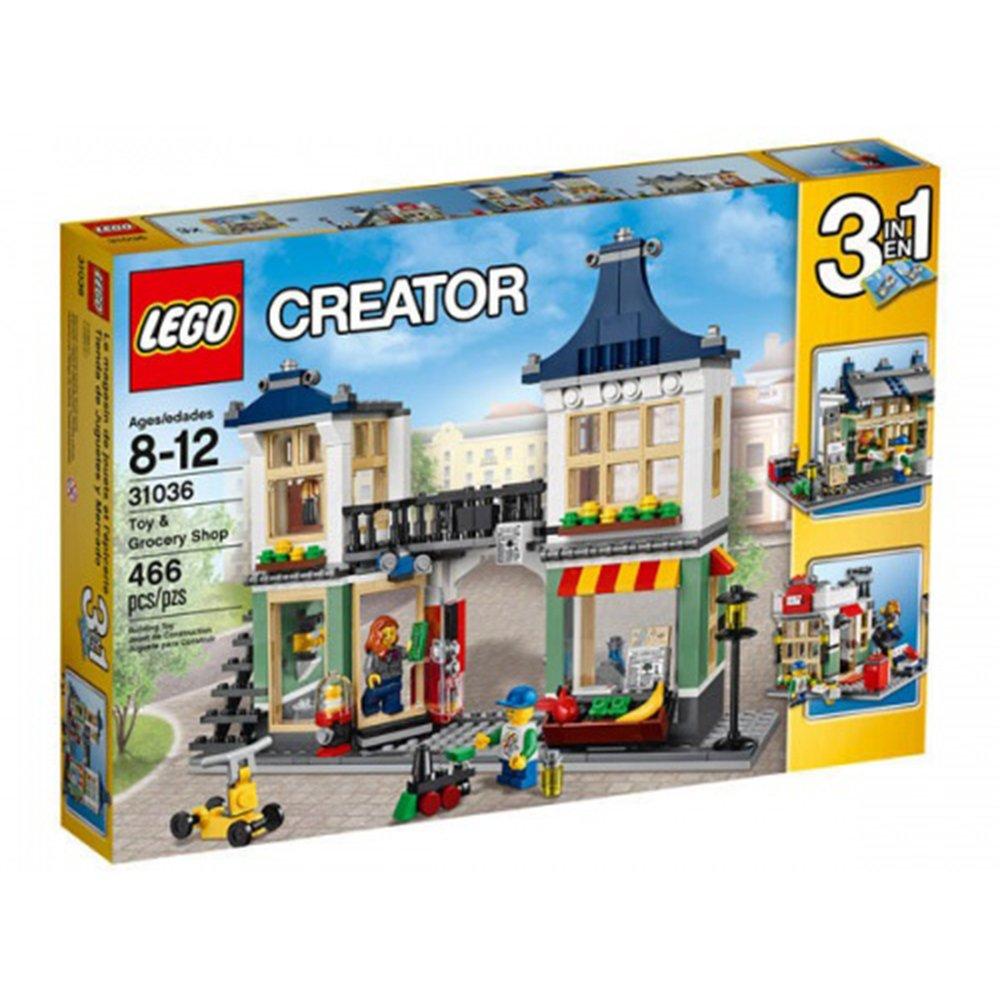 LEGO樂高積木 Creator 31036 玩具和雜貨店